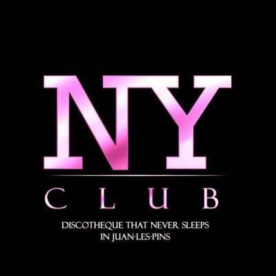N.Y Club vendredi 20 juillet  Juan les pins