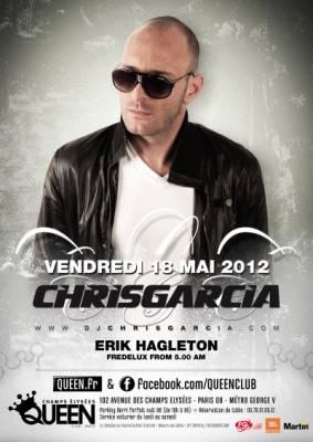 Queen Club vendredi 18 mai  Paris