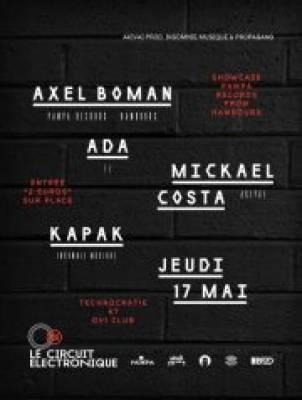 DV1 jeudi 17 mai  Lyon