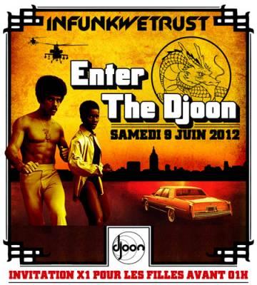 Djoon samedi 09 juin  Paris