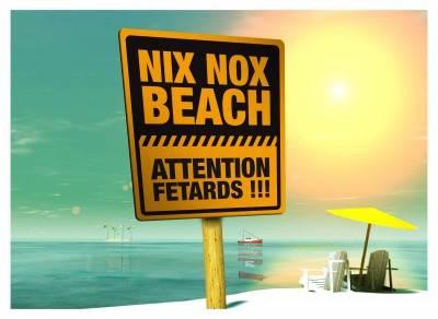 Nix Nox vendredi 10 aout  Paris