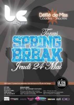 LC CLUB jeudi 24 mai  Nantes