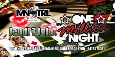 Le M�nestrel jeudi 07 juin  Lyon