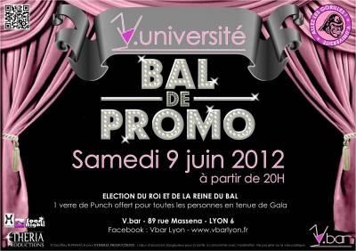 V.bar samedi 09 juin  Lyon