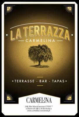 la TERRAZZA - Carmelina mercredi 25 juillet  LYON