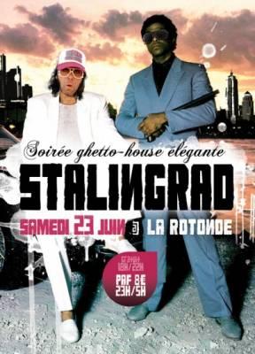 Rotonde samedi 23 juin  Paris