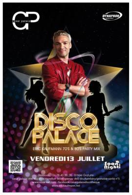Cesar Palace vendredi 13 juillet  Grenay