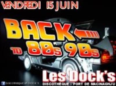 Les Dock's Macinaghju discotheque vendredi 15 juin  Macinaghju