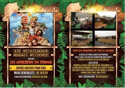 Village Thai mercredi 27 juin  Paris