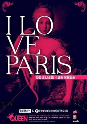 Queen Club jeudi 21 juin  Paris