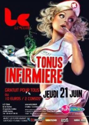 LC CLUB jeudi 21 juin  Nantes