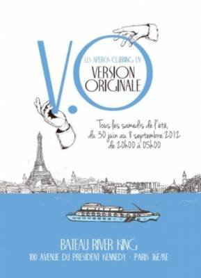 Rivers King samedi 30 juin  Paris