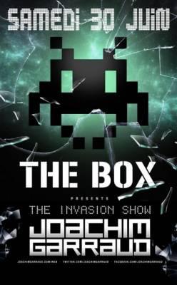 THE BOX samedi 30 juin  Estrablin