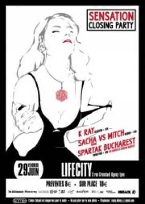 LifeCity vendredi 29 juin  Lyon