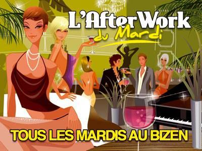 Bizen mardi 31 juillet  Paris