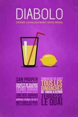 P�niche Le Quai dimanche 05 aout  Paris