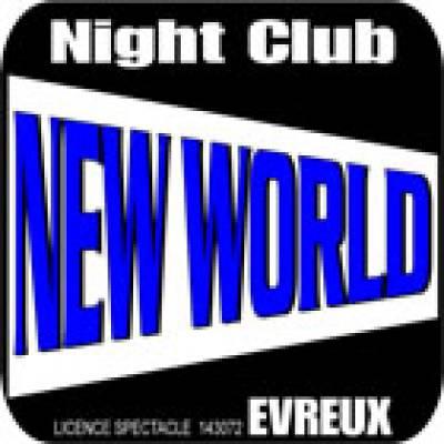 New World vendredi 20 juillet  Evreux