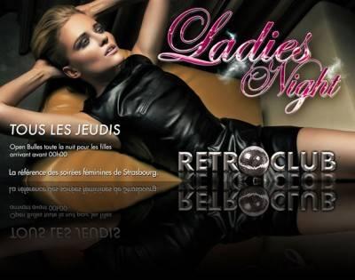 Retro Club jeudi 26 juillet  Strasbourg