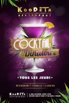 Kood�ta jeudi 12 juillet  Lyon