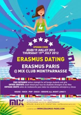 Mix Club jeudi 19 juillet  Paris