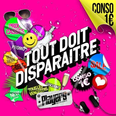 Players vendredi 30 Novembre  Paris