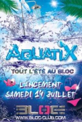 Bloc vendredi 17 aout  Lyon