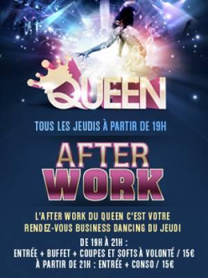 Queen Club jeudi 26 juillet  Paris
