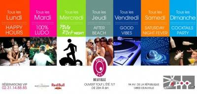 Point Bar vendredi 17 aout  Deauville