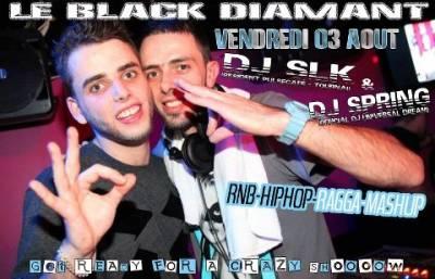 Black diamant vendredi 03 aout  Valenciennes