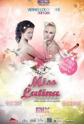Mix Club vendredi 05 octobre  Paris