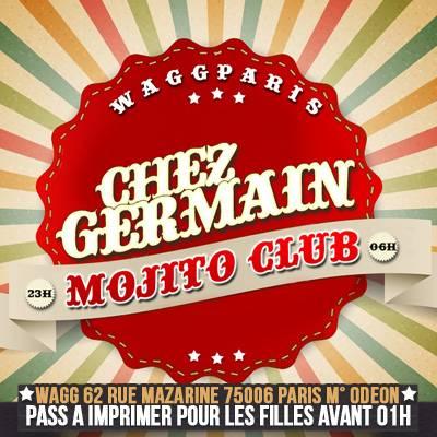 Jane Club samedi 01 decembre  Paris