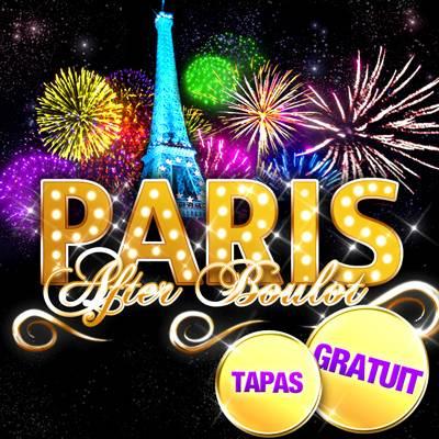 Blok Paris lundi 19 Novembre  Paris