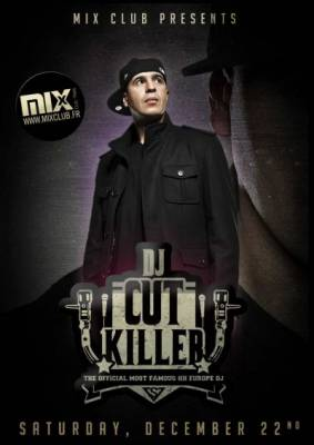 Mix Club samedi 22 decembre  Paris