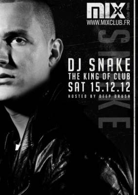 Mix Club samedi 15 decembre  Paris