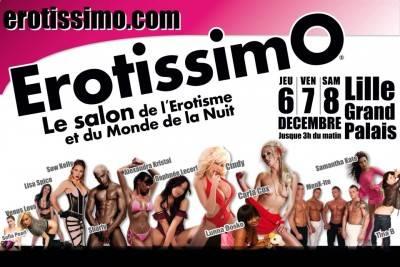 Soir e ville de lille vendredi 07 decembre 2012 soir e for Video du salon de l erotisme