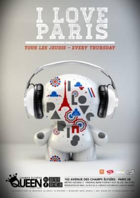 Queen Club jeudi 13 decembre  Paris