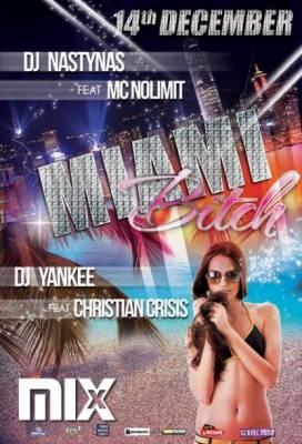 Mix Club vendredi 14 decembre  Paris
