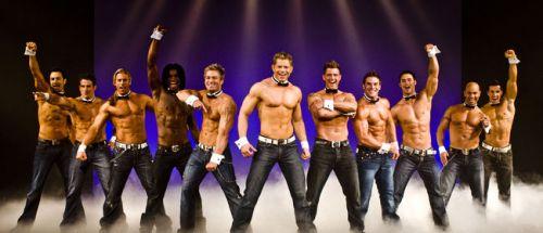 Show stripper masculino en Las Vegas