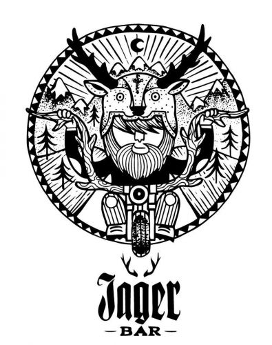 Jager bar @ Jager Bar