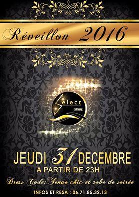 Soir e le select club vix samedi 31 decembre 2016 soir e - Idee pour le reveillon du 31 ...