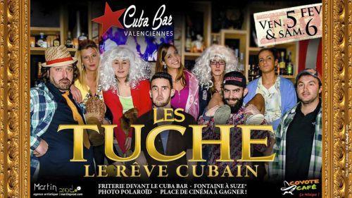 Soirée Cuba bar Samedi 06 fevrier 2016 - Soirée Les tuches