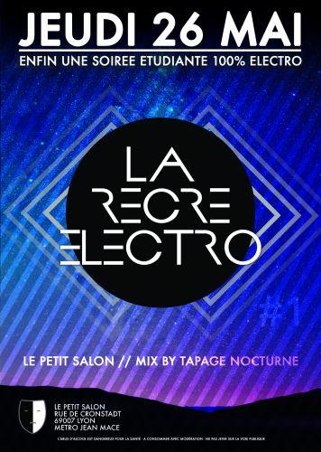 This is disco this is techno 5 7euros le petit salon - Le petit salon lyon 7 ...