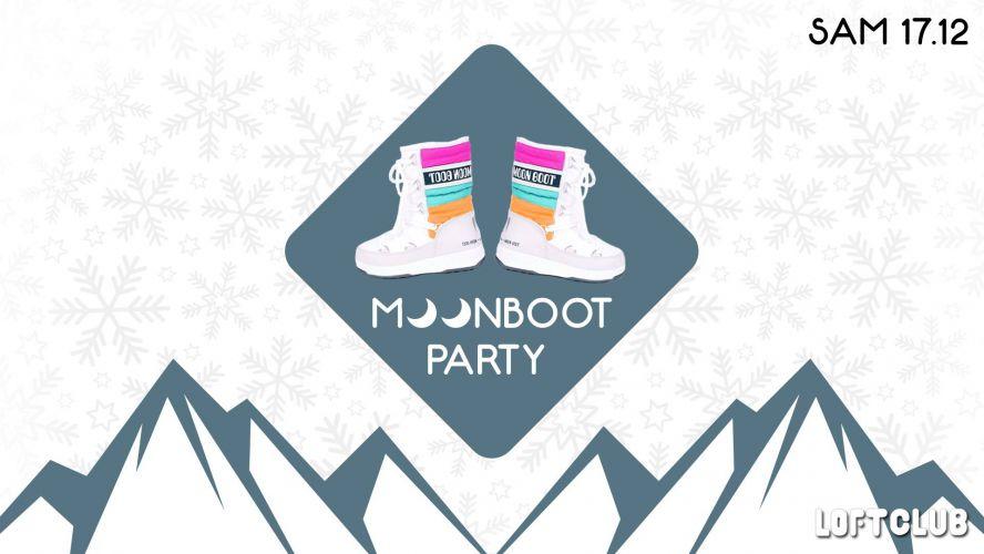 soir e loft club samedi 17 decembre 2016 soir e moonboots. Black Bedroom Furniture Sets. Home Design Ideas