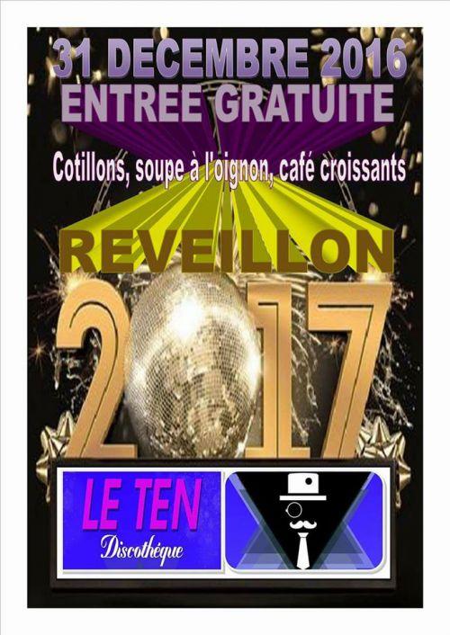 Soir e ten club samedi 31 decembre 2016 soir e r veillon 2017 - Idee reveillon 31 decembre ...