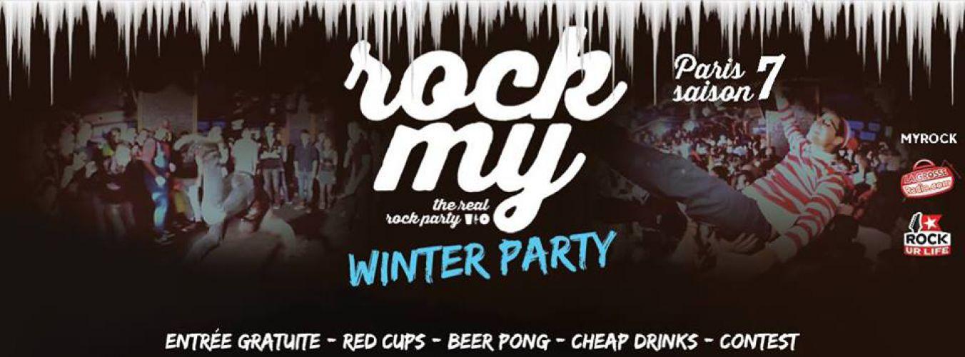 rock my thursday winter party jeudi 26 janvier 2017 concert au o 39 sullivan 39 s. Black Bedroom Furniture Sets. Home Design Ideas