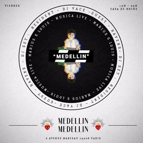 Cada Viernes - Medellín Medellín @ Medellín (Le)
