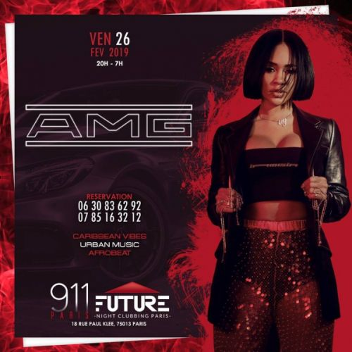 Amg ! @ Village Russe Club Future (Le)