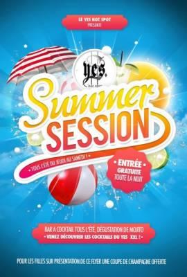 Yes Hot Spot jeudi 19 juillet  Lyon