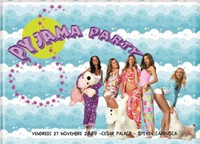 Soirée Cesar Palace (Le) Grenay, Vendredi 27 Novembre 2009 : Pyjama ...