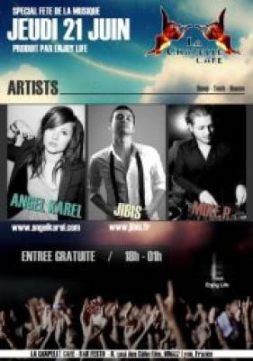 Chapelle Caf� jeudi 21 juin  Lyon